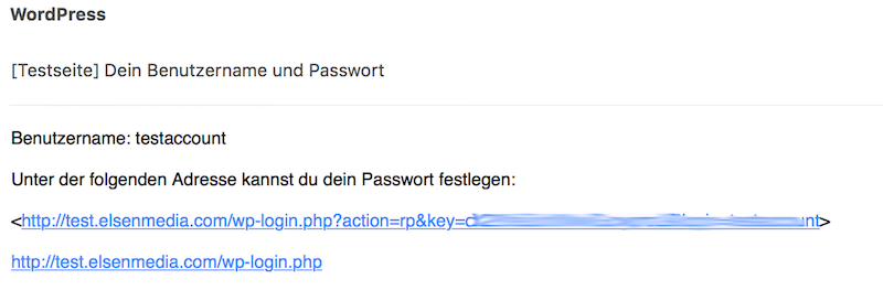 WooCommerce E-Mails für neue Benutzer-Registrierung
